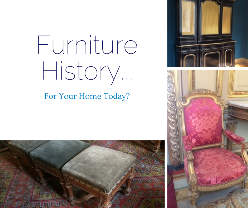 History Of The Interior Design: Interior Design Chair History