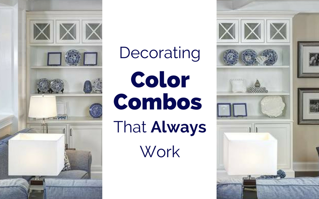 decorating color combos that always work the interior design advocate