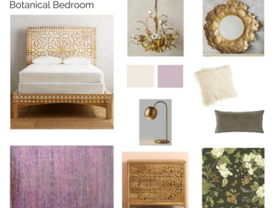 Room In A Box: Botanical Bedroom