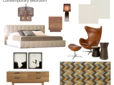 Room In A Box: Contemporary Bedroom
