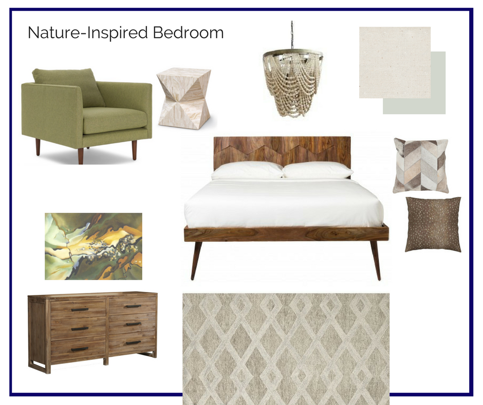 Merveilleux Room In A Box: Nature Inspired Bedroom