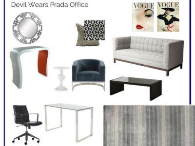 Devil Wears Prada Office