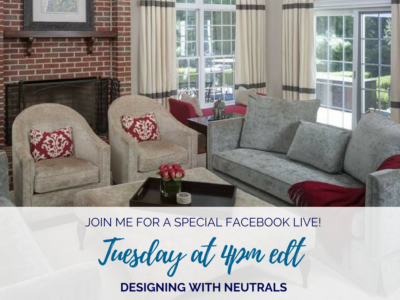 Tips and Tricks to Design with Neutral Colors