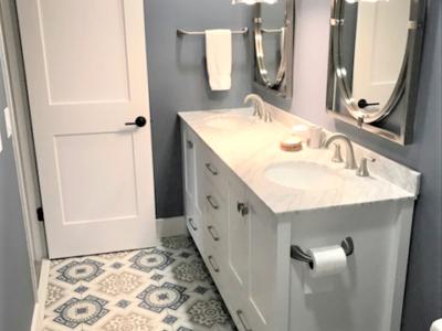Online Interior Design Course | The Decorating Genius System Bathroom
