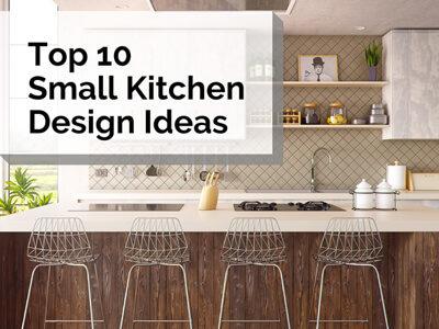 Top 10 Small Kitchen Design Ideas