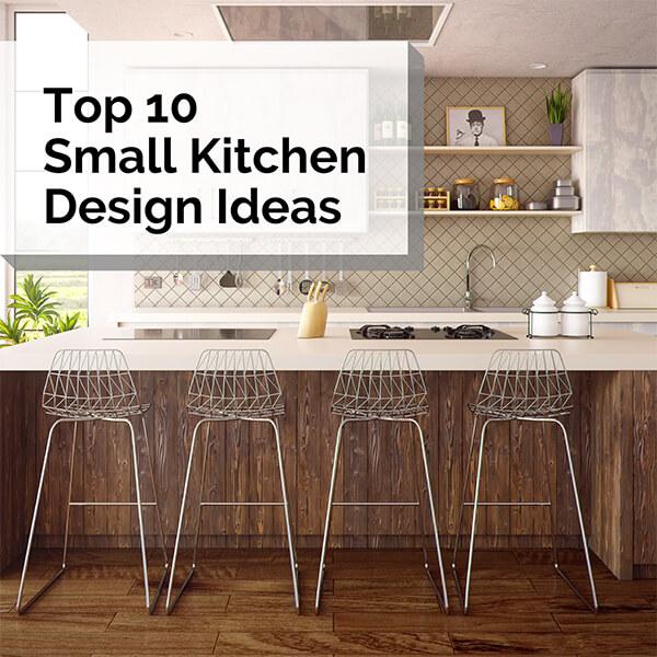 Top 10 Small Kitchen Design Ideas The Interior Design Advocate