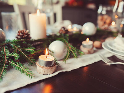 5 Ways to Shake Up Your Holiday Decor