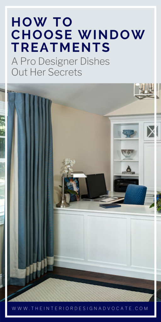 interior design online window treatments
