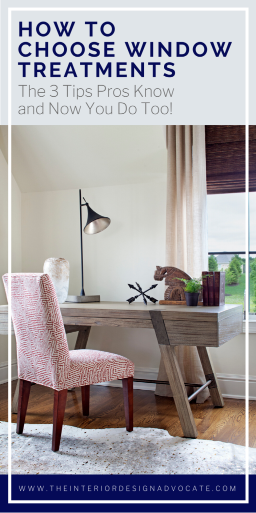 window treatments interior design online