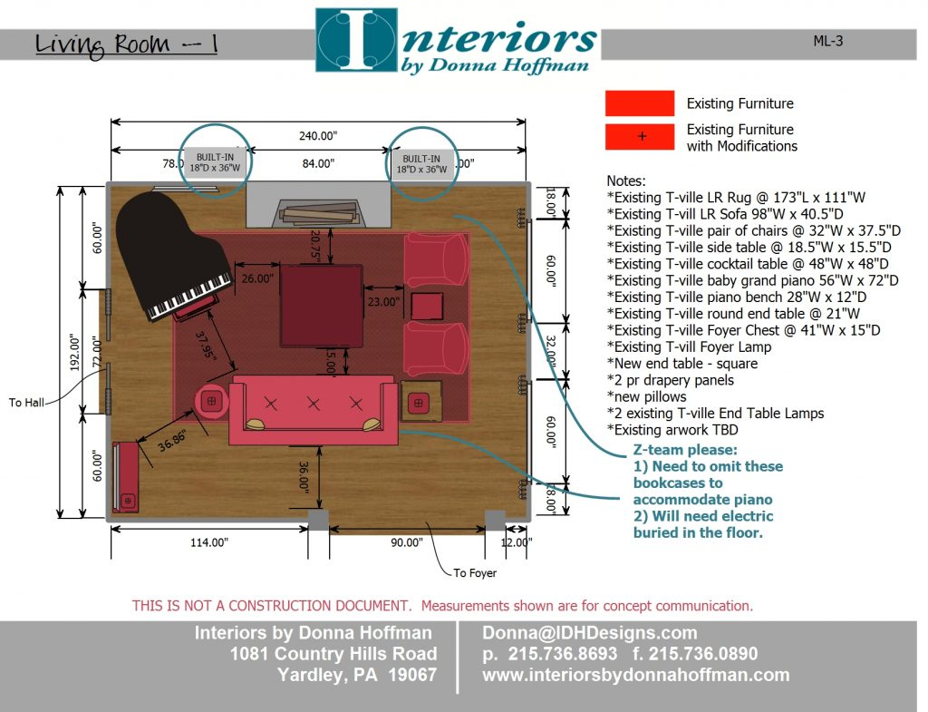 Space Plan Interior Design Online