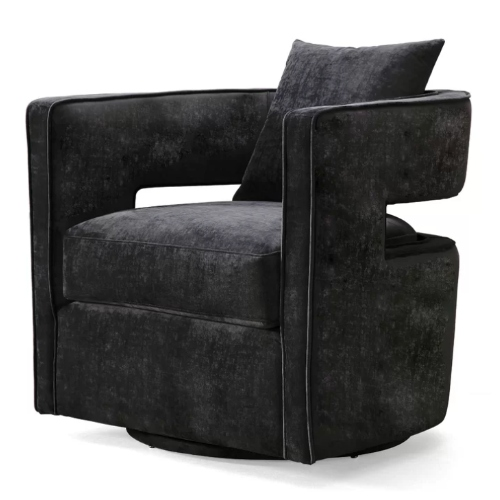All Modern minimalistic swivel chair