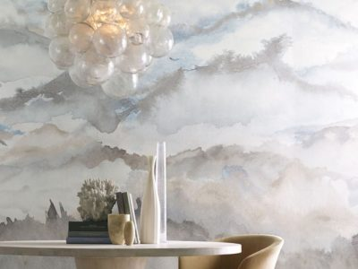 How to Decorate Your Home Using Muraled Wallpaper