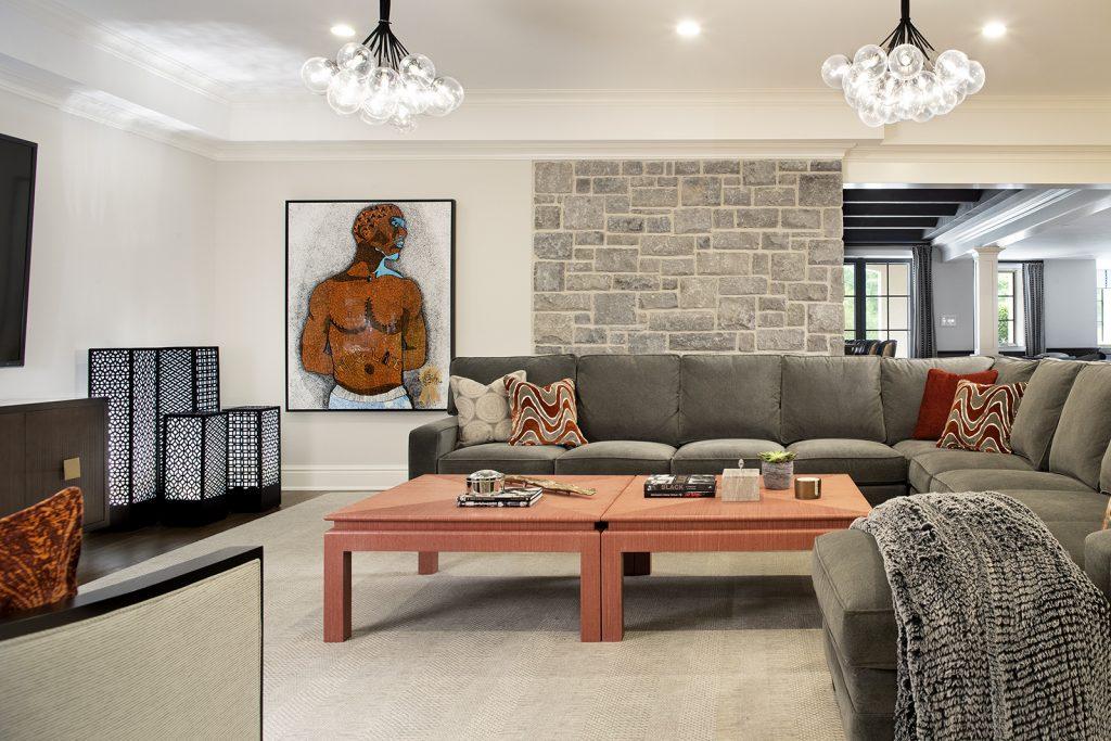 interior design online sofa